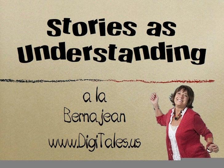 Storytelling Quotes a la Bernajean