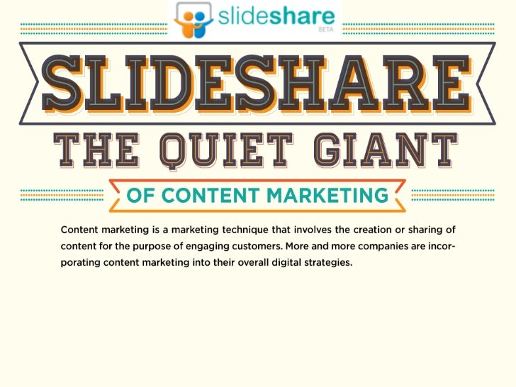Slide share success   business model