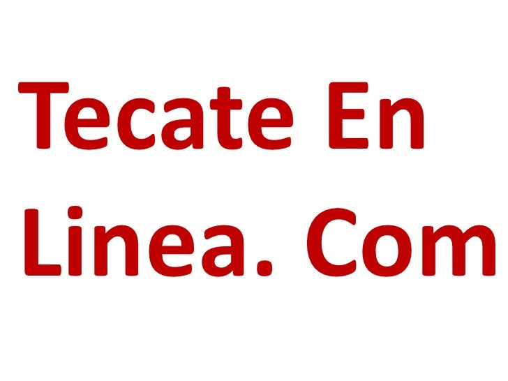 Tecate EnLinea. Com