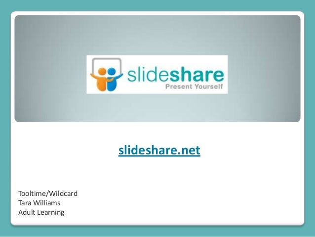 Slideshare tool time