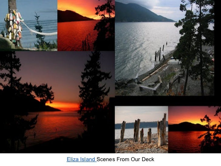 19 Eliza Island / Eliza Island / Eliza island in the San Juans