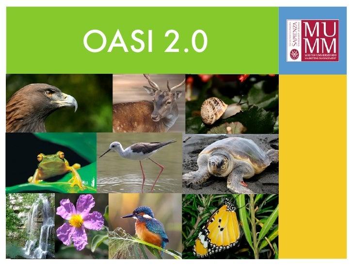 Premio Marketing 2009 Riposizionamento OASI WWF
