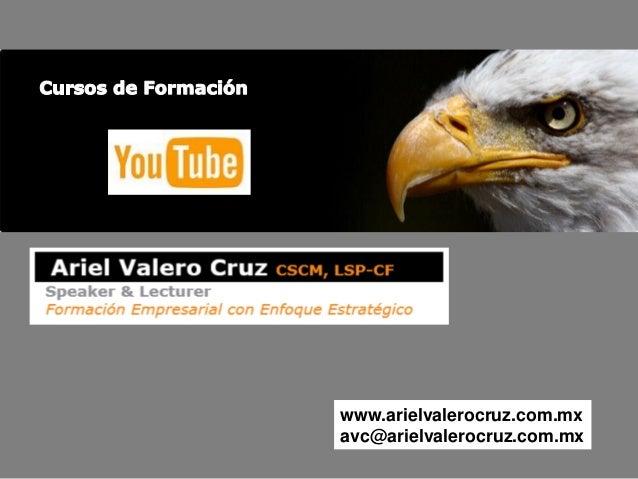 www.arielvalerocruz.com.mx avc@arielvalerocruz.com.mx