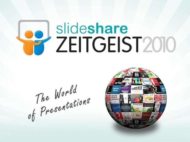 SlideShare Zeitgeist 2010