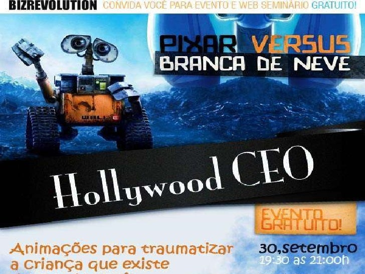 HollywoodCEO Pixar