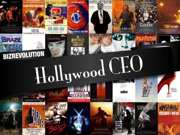 Visão Revolucionária HollywoodCEO