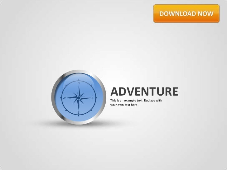 Adventure Slides by Slideshop