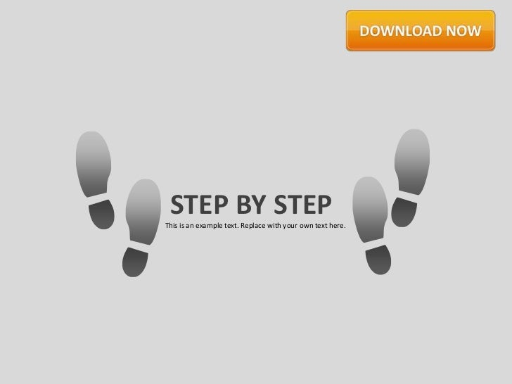 Step By Step by Slideshop