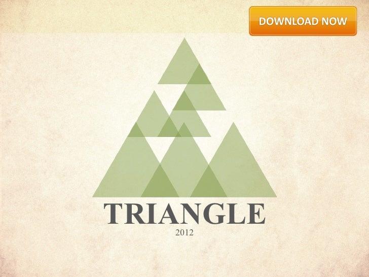Triangle Vintage by Slideshop