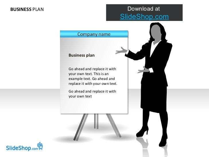 BUSINESS  PLAN Business plan Go ahead and replace it with your own text. This is an example text. Go ahead and replace it ...