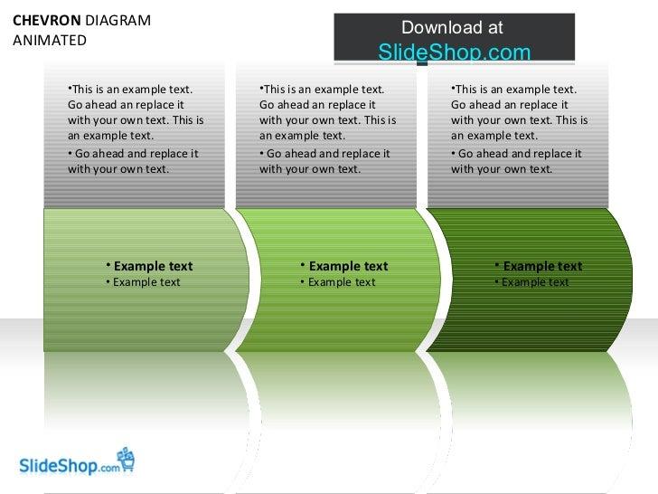 CHEVRON DIAGRAM                                                                  Download at ANIMATED                     ...