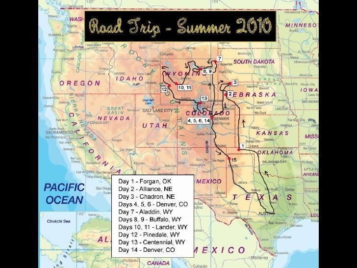 Road Trip Summer 2010