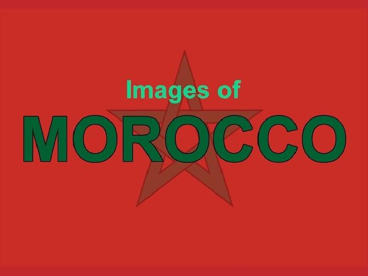 Trip to Morocco - Dec. 2009 Jan. 2010