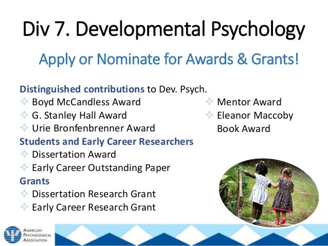 dissertation scholarships psychology If you're fascinated by the human psyche and fancy yourself as the next sigmund freud, here's a list of psychology scholarships available around the world.