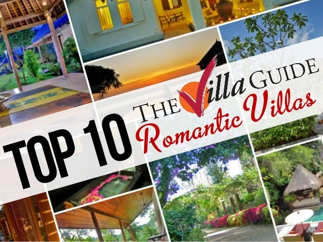 Top 10 Romantic Villas in Asia