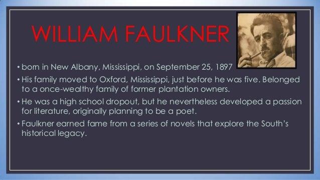 William Faulkner Essay