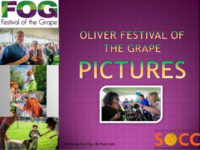 Festival of the Grape, Oliver, BC