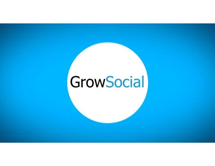 GrowSocial Slideshow