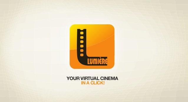 YOUR VIRTUAL CINEMA IN A CLICK!