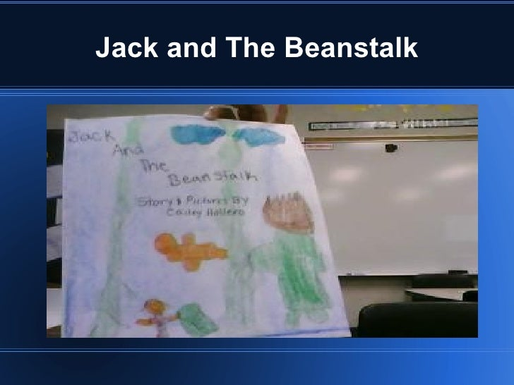 Slide Show Jack And The Beanstalk