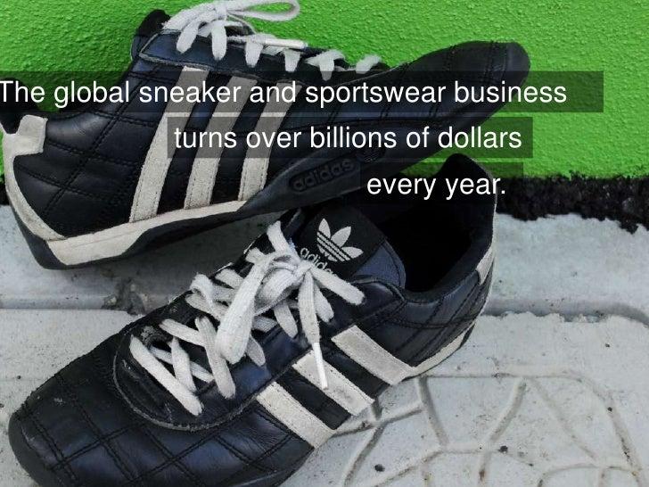 Sneaky stuff in footwear factories