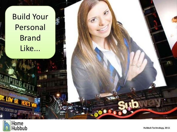 Build Your Personal Brand Like...<br />