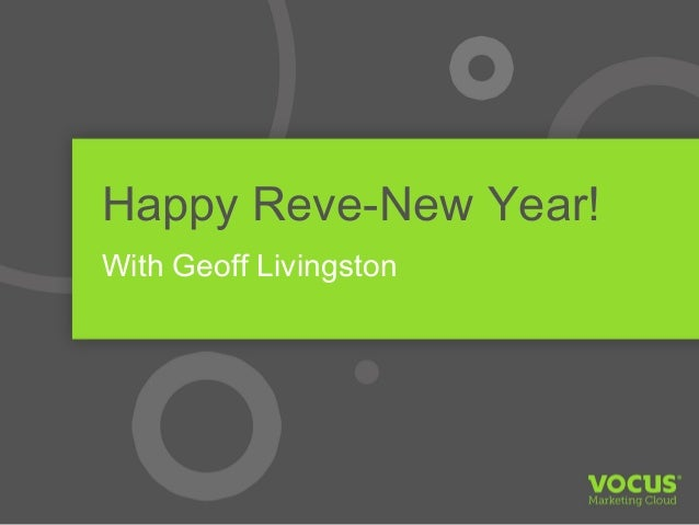 Five Marketing Predictions for 2014 with Geoff Livingston