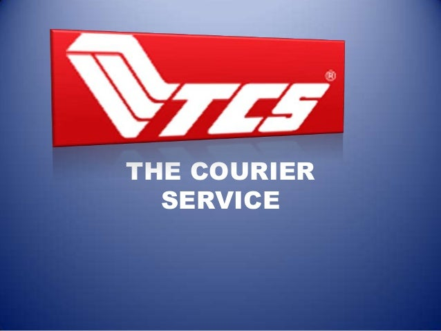 THE COURIER SERVICE