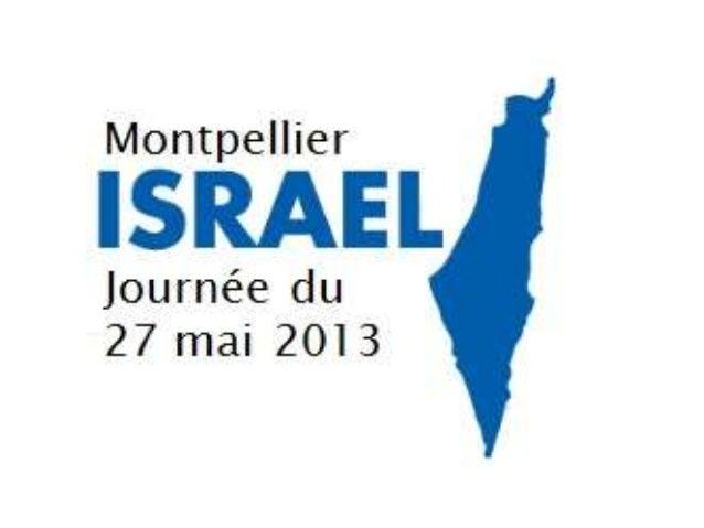 « Je suis convaincu que cette rencontre peut susciter votre intérêt à découvrirle potentiel du marché israélien et à dével...
