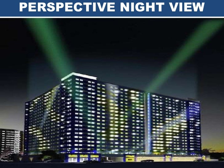 PERSPECTIVE NIGHT VIEW<br />