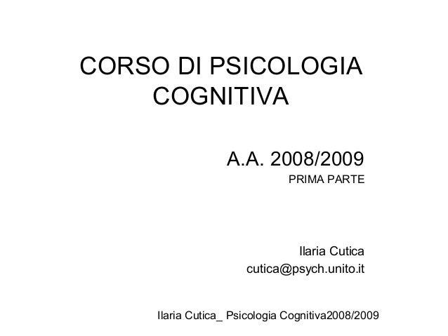 Slides prima parte_corso_psic_cogn