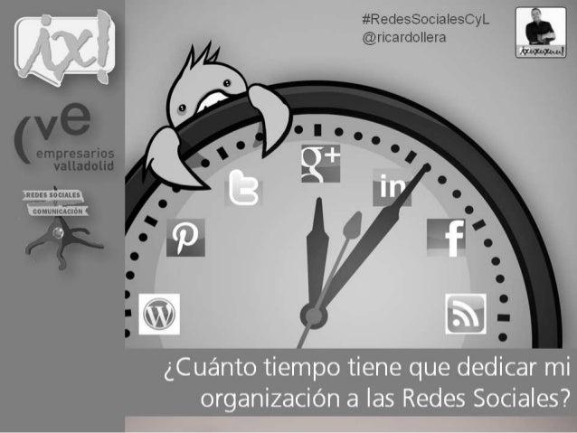 ¿Cuánto Tiempo Debe Dedicar Mi Organización A La Gestión De Las Redes Sociales?