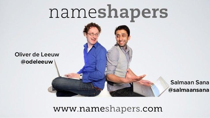 Slides sife alumni workshop online profileren