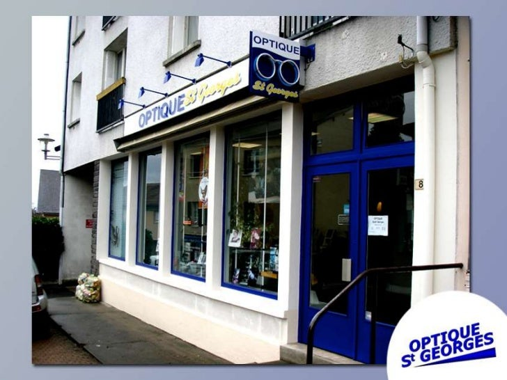 Optique Saint Georges
