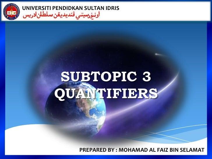 Slide subtopic 3