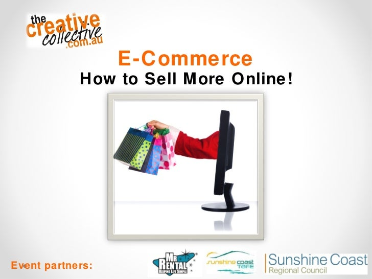 Event partners: E-Commerce How to Sell More Online!