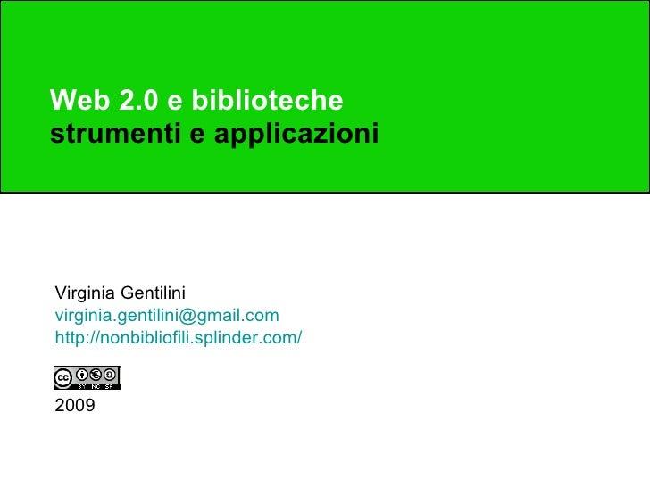 Slide Web 20