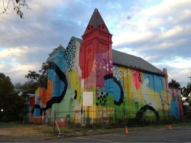 The Graffiti Church