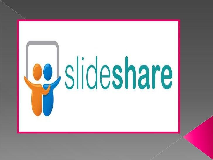    Es un espacio gratuito donde los usuarios         pueden enviar presentaciones         PowerPoint u Open Office, que  ...