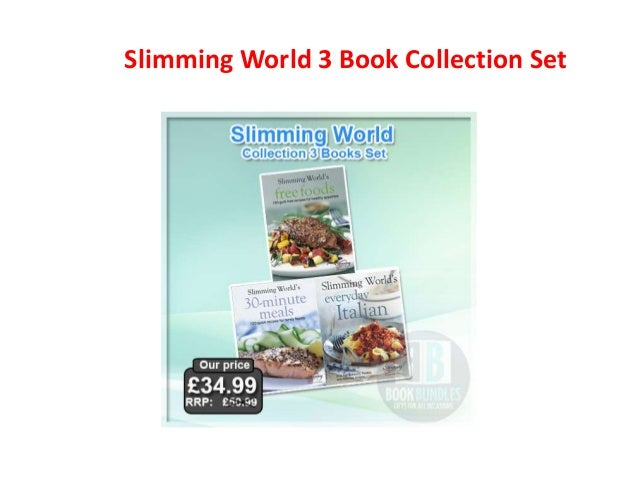 Slimming world free foods everyday italian 30 minute meals 3 books Slimming world books free