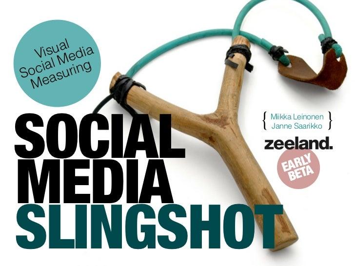 Social Media Slingshot