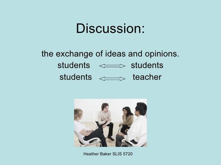 Slis5720 Discussion