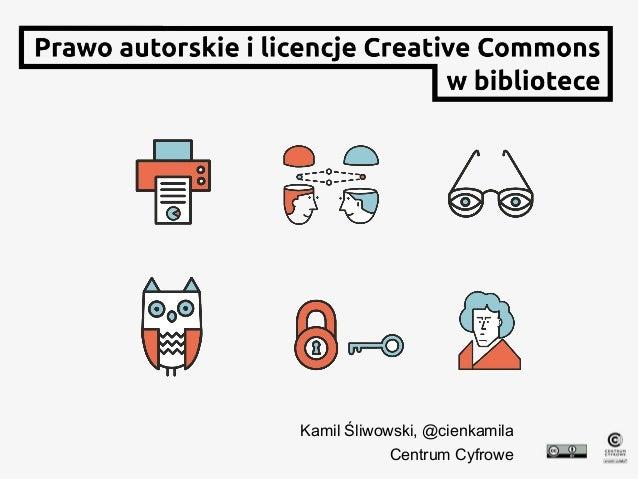 Kamil Śliwowski, @cienkamila Centrum Cyfrowe