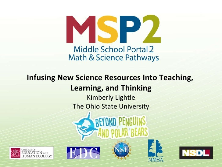 Leading 21st Century Skills With Your Collection: Infusing New Science Resources Into Teaching, Learning, and Thinking