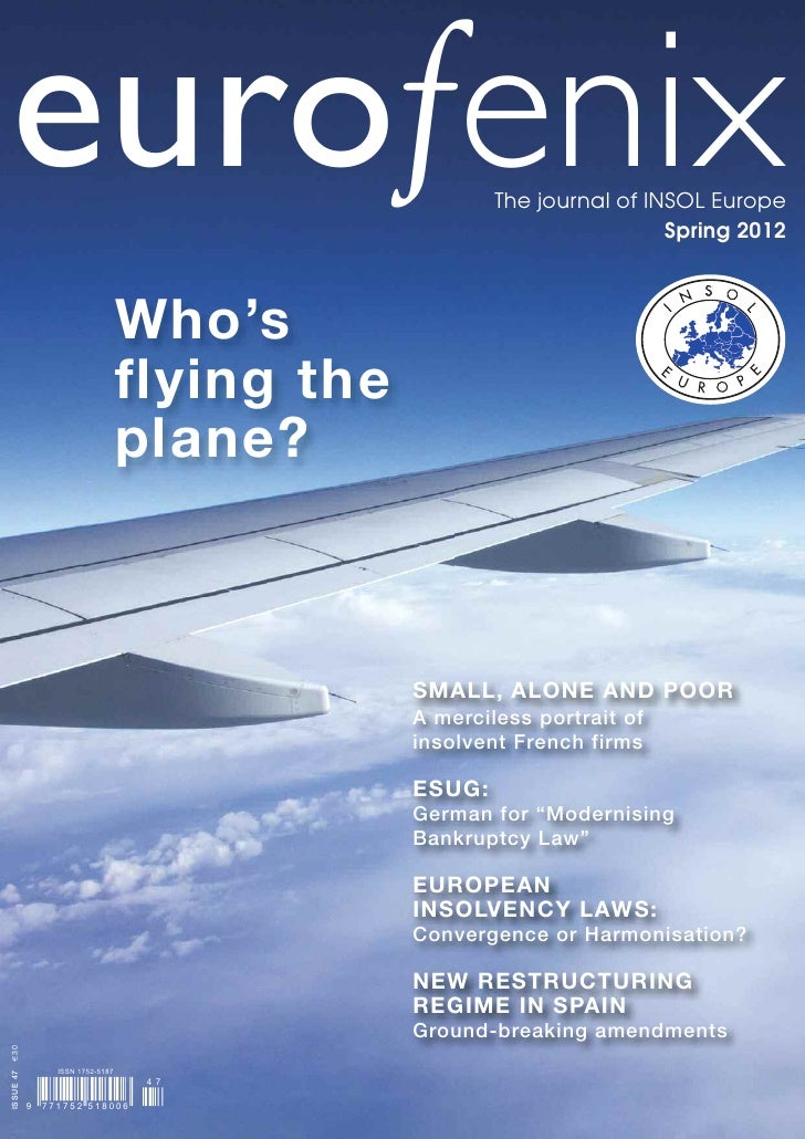 eurofenix                                                The journal of INSOL Europe                                      ...