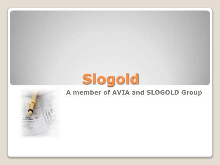 Slogold