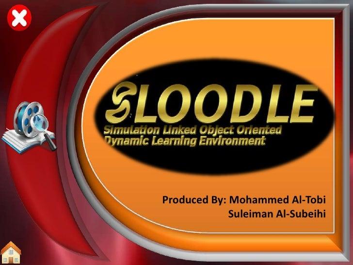 Produced By: Mohammed Al-Tobi             Suleiman Al-Subeihi