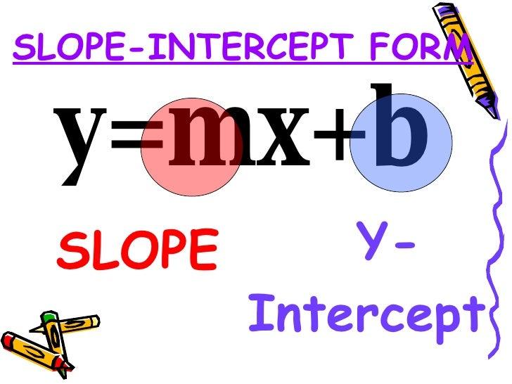 how to incision segment intercept top