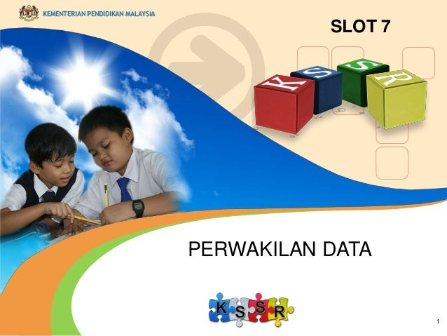 Slot 7: Perwakilan Data