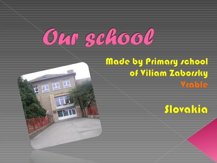 Slovakia   Primary school